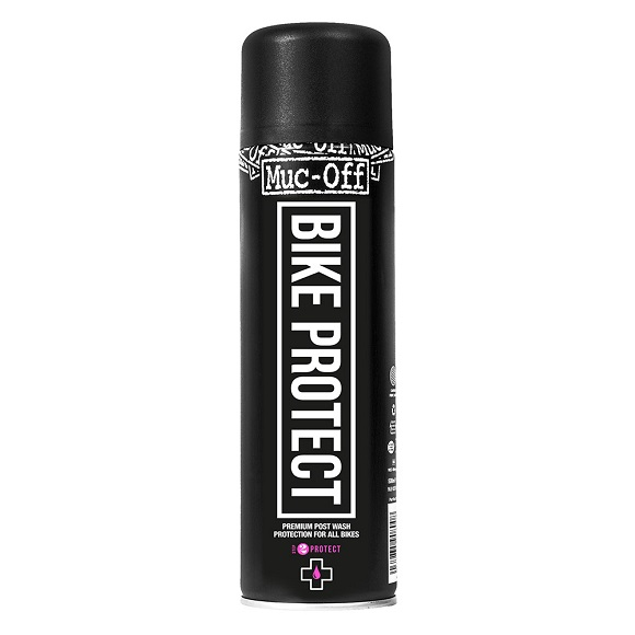 Lubrificante Anti-Corrosivo Bike Protect MUC-OFF - 500ML